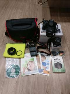 Selling Canon EOS 700D
