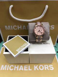 MK AUTHENTIC QUALITY WATCH ⌚️