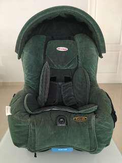Baby Car Seat ( Britax Safe n Sound)