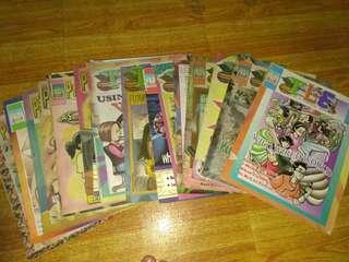 TLE mini books