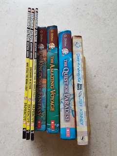 Geronimo Stilton and other story books