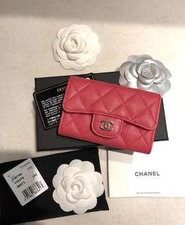 Chanel card holder/ Wallet