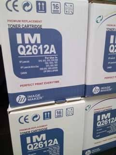 Canon printer replacement cartridges x 4