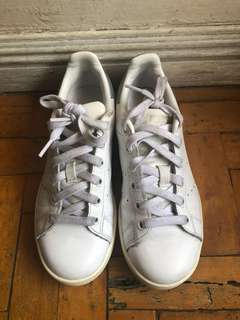 adidas Stan Smith (silver tab)