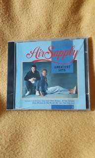 Air Supply greatest hit cd