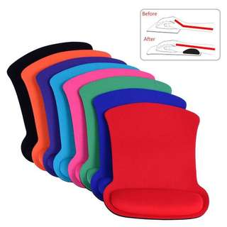 🦋805EVA Thicken Soft Sponge Wrist Rest Mouse Pad🦋