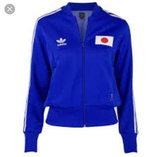 🚚 「絕版」世足賽 World Cup FIFA 愛迪達2010日本隊外套