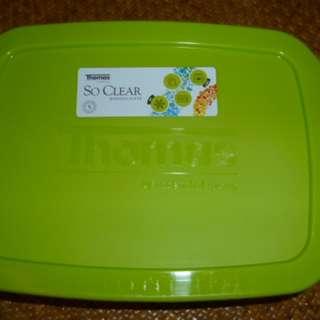 --- Thomas 硼硅玻璃 1.1公升貯存盒連蓋