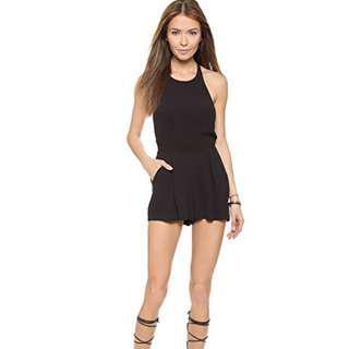 Black Tigerlily Jumpsuit