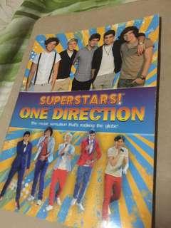 Superstars One Direction