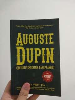 Auguste Dupin, oleh Edgar Allan Poe