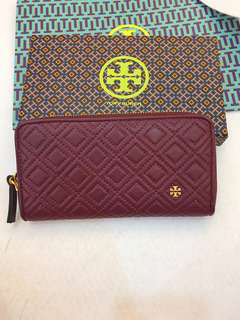 Ready Stock Original Tory Burch women wallet purse pouch