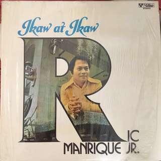 LPR Ric Manrique