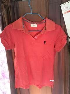 Bayo Pink Poloshirt