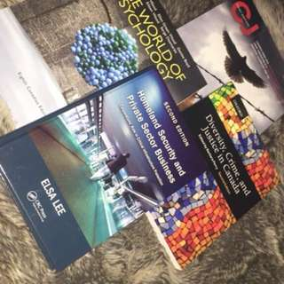 Brand new college textbooks