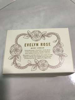 Everlyn Rose Body Cream 170g