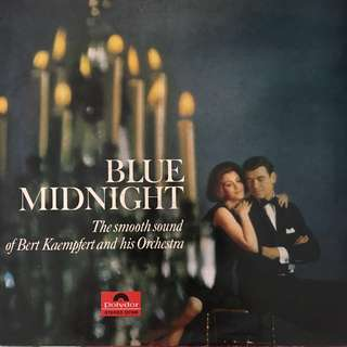 LPR Blue Midnight The Smooth Sound of Bert Kaempfert and His Orchestra
