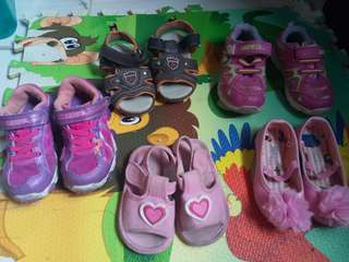 Pre love baby shoes
