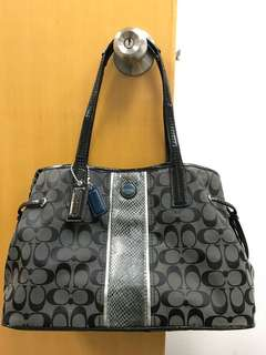 80% Off Coach Women's Handbag (used)