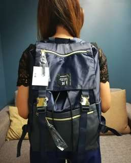100% Authentic Anello Backpack