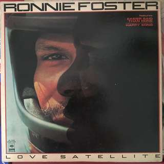 LPR Love Satellite by Ronnie Foster
