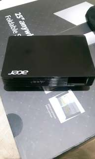 Acer Portable LCD Projector