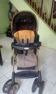 graco stroller, used.