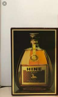 hine old vsop 700ml box, 每個
