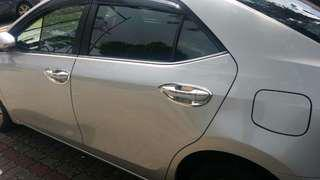 Carpool from hougang to tuas.