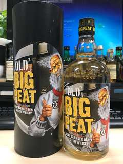 Big Peat x LMDW