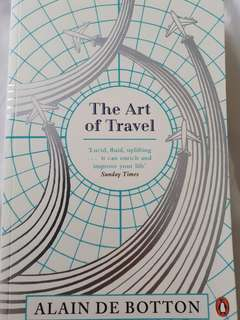 The Art of Travel (by Alain De Botton)