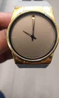 Authentic Quality Slim Movado Watch