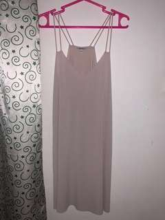 Brandy Melville Pink Dress