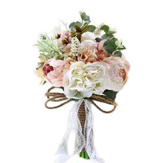 Flower Bouquet for Wedding or Photoshoot