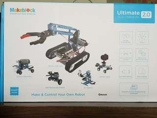 Makeblock Ultimate 2.0 robotics