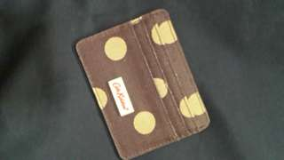 Free!!!.. Orig. Cath Kidston Card wallet
