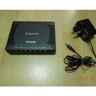 Dlink-- Cable Modem