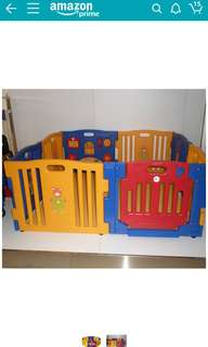 Baby gate - large 8 doors