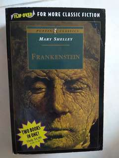 Frankenstein and Dracula Book