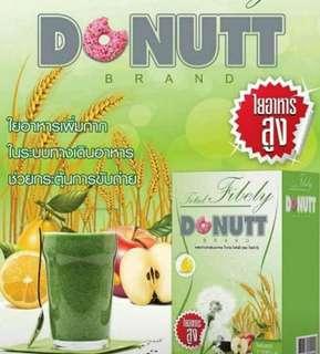 泰國Donutt高纖酵素排毒飲品