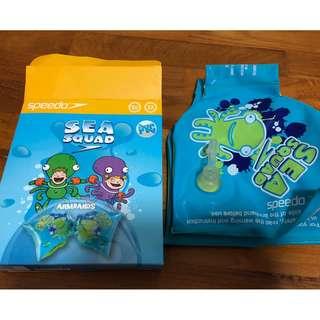 Speedo children swimming armbands (New)