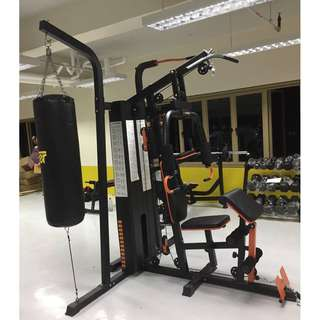 3 Station Home and gym equipment