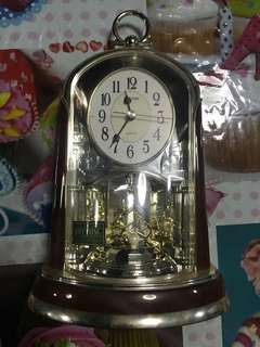 Rhythm clock elegant & innovation
