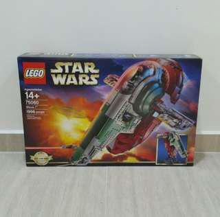Lego Star Wars Slave 1 75060