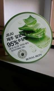 Jeju Aloe Vera 95% Soothing Gel