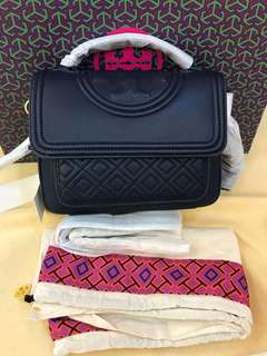 Ready Stock Original Tory Burch women Fleming sling bag