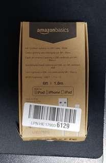 AmazonBasics Apple Lightning Cable (Braided)