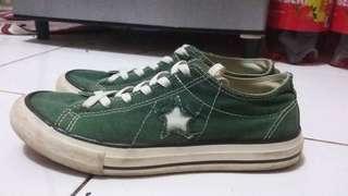 Converse One Stars Green Ory Vietnam