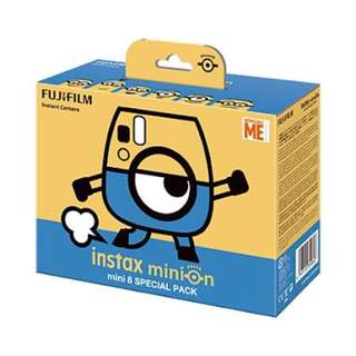Instax mini 8 minion