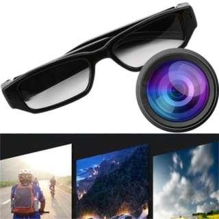 (932)Mini 4GB 720P HD Camera Glasses Eyewear DVR Video Recorder Cam Camcorder